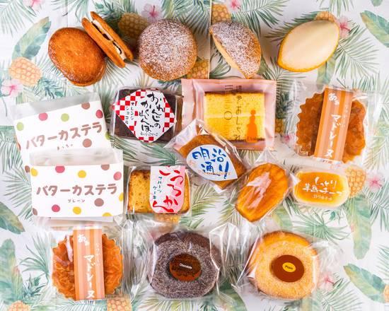 甘ーいものが食べたくなったら!Uber Eats福岡のおすすめデザート人気店5選!